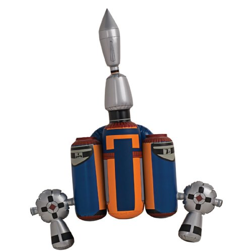 Star Wars Jango Fett Costumes (Star Wars Jango Fett Inflatable Jetpack)