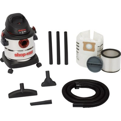 dry and wet vacuum cleaner - 2
