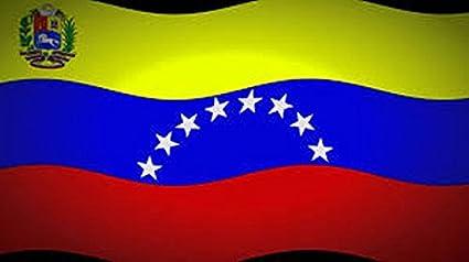 MI RINCON BANDERA DE VENEZUELA 90 X 150 CM: Amazon.es: Juguetes y ...