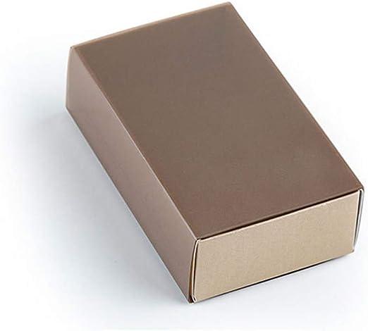 HSJDP Caja de Cigarrillos Caja de Cigarrillos Ultrafina Negra ...