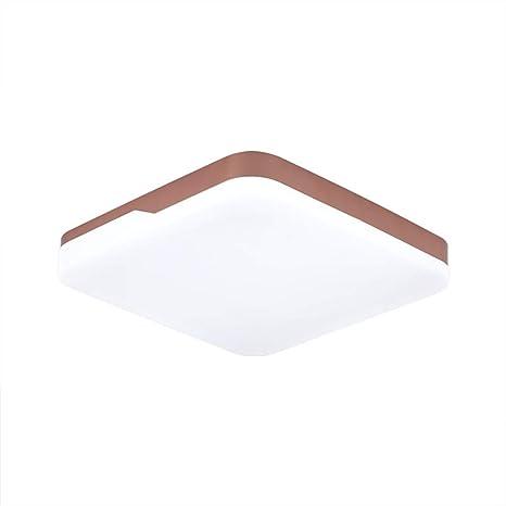 Amazon.com: Lámpara de techo LED de 12 W, montaje empotrado ...