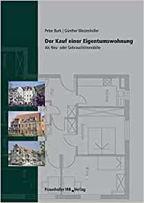 der kauf einer eigentumswohnung peter burk 9783816768395 books. Black Bedroom Furniture Sets. Home Design Ideas