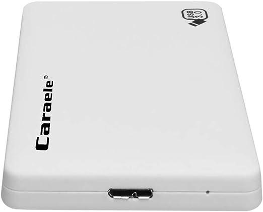 D DOLITY 外付けハードディスク USB 3.0 HDD モバイルディスクドライブ ポータブル 高速転送 2TB/1TB/500GB - 1TB