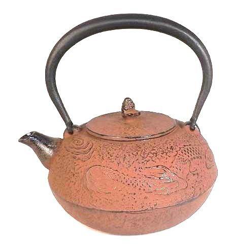 Southern iron kettle Unriyuu brown 1.4 Litre (japan import)