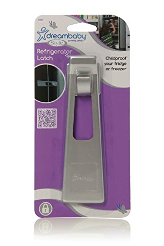 Price comparison product image Dreambaby Refrigerator Latch,  Silver