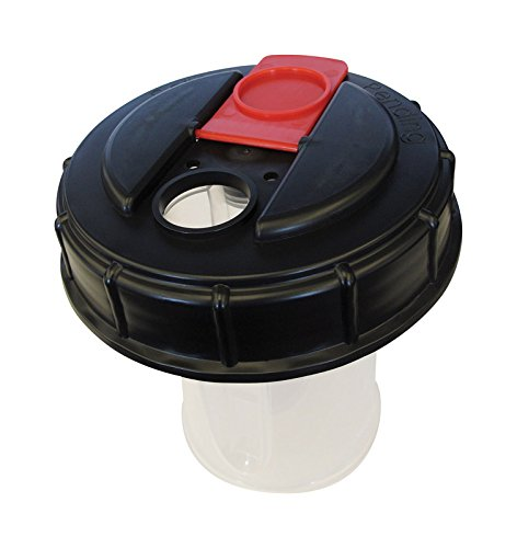 Multi-Lid Spray Tank Cap