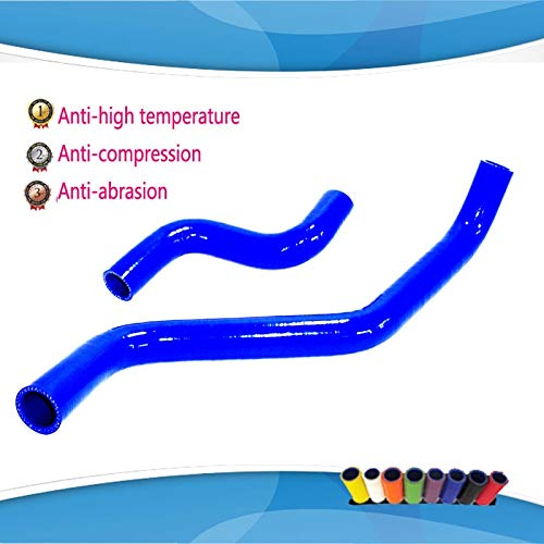 Amazon.com : Fincos for Toyota Starlet Glanza GT Turbo EP82 Radiator Hose(Color: 3PLY) : Sports & Outdoors