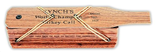Lynch World Champion Turkey Box Call