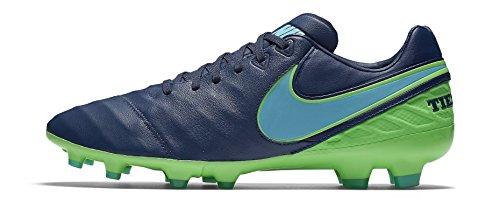 Nike Men's 819218-443 Football Boots, Blue (Coastal Blue/Polarized Blue-Rage Green), 39 39 EU