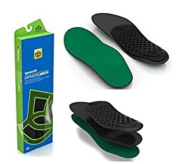 Spenco Orthotic Arch Supports - Full Length SIZE 4