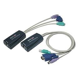 TRIPP LITE Minicom Mini KVM Console Switch Extender PS/2 Kit TAA GSA (0DT23008)