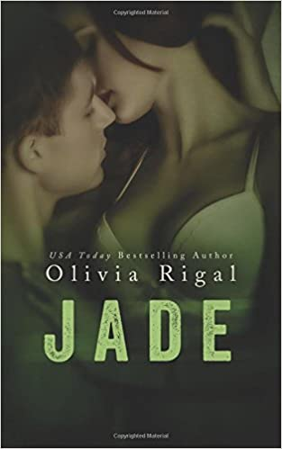 Olivia Rigal - Jade sur Bookys