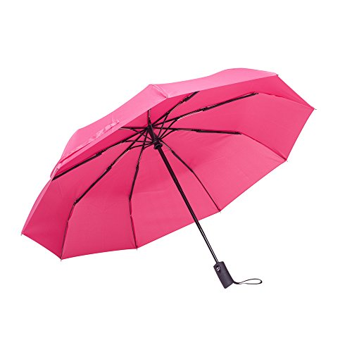 Rain Mate Compact Travel Umbrella Reinforced