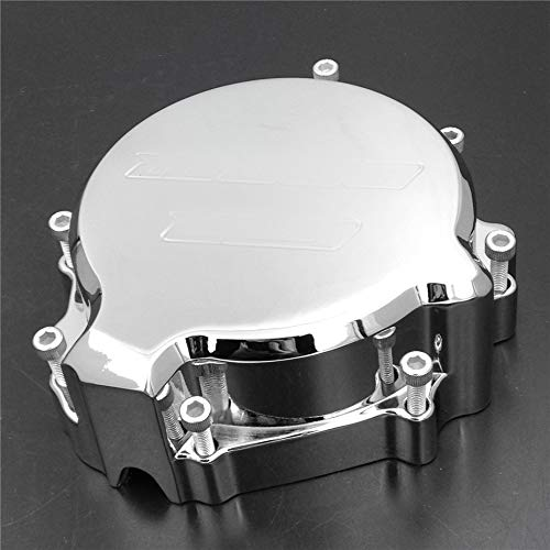 Billet Aluminum Motorcycle Engine Stator Cover CBR 600RR Logo For Honda CBR 600RR 2003-2006 Chrome Left Side HTT