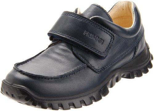 Primigi Walker-E Fashion Sneaker (Toddler/Little Kid/Big Kid),Navy Leather  (5908177),25 EU (8 M US Toddler)