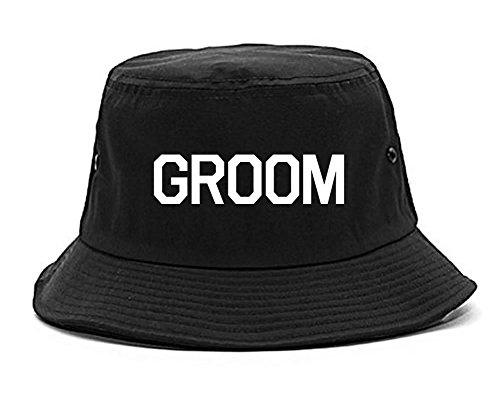 3724064dae4  해외 신랑 학사 파티 양동이 모자 The Groom Bachelor Party Bucket Hat