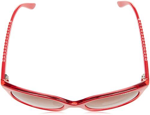 Top Red Vogue Transparent VO5032S Red Sonnenbrille 8UnqSxwF