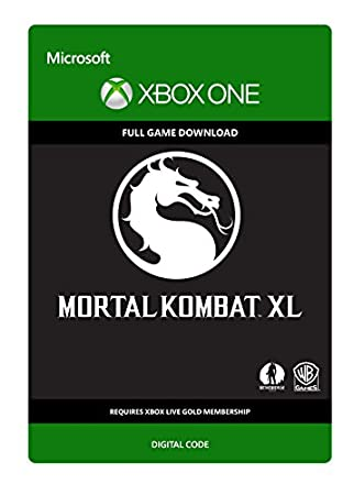 Mortal Kombat XL - Xbox One Digital Code