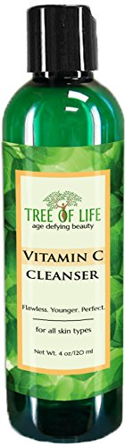 (Vitamin C Facial Cleanser Rejuvenating Face Scrub)