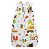 The Gro Company Carnival Travel Grobag, 6-18 Months, 2.5 TOG by The Gro Company