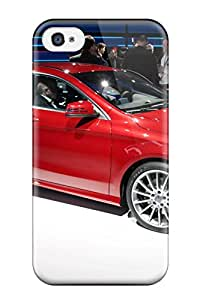 First-class Case Cover For Iphone 4/4s Dual Protection Cover Mercedes Cla 20