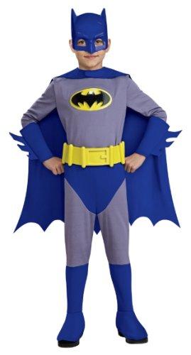 Amazon.com: Batman el valiente y el BOLD disfraz de Batman ...
