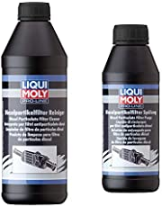 LIQUI MOLY PRO-LINE DIESEL PARTICULATE FILTER (DPF) CLEANER & PURGE KIT