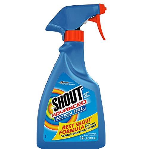 (Shout Advanced Trigger, 14-Ounce (Pack of 3))