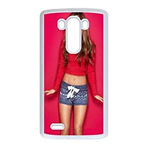 Ariana Grande_002 For LG G3 Cell Phone Case White pu1m0h_7590861