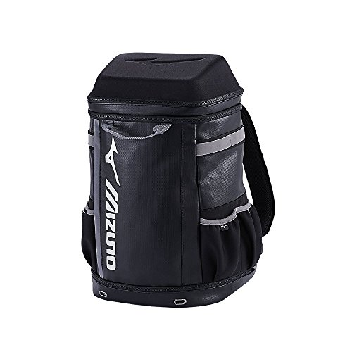 Mizuno Pro G2 Bat Pack Baseball/Softball Backpack Bag - Blac