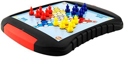 Sharplace Juguete de Ajedrez Juego de Mesa Portable de Viaje para Adultos Niños - G: Amazon.es: Juguetes y juegos