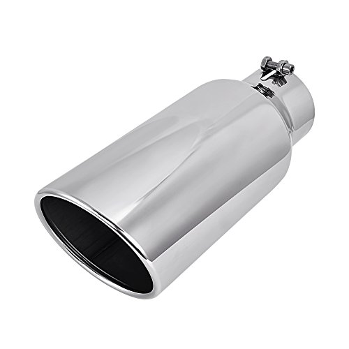 Catinbow Stainless Steel Exhaust Tip 4