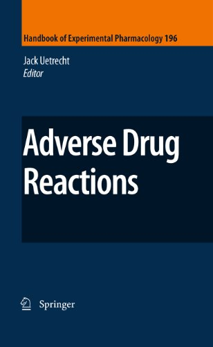Adverse Drug Reactions: 196 (Handbook of Experimental Pharmacology) Pdf