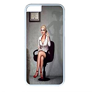 iphone 6 PC case,Cute Case for iphone 6 with Dr. Harleen Quinzel being haunted