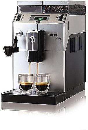 Philips Saeco RI9841/01 Lirika Macchiato Cafetera automaticá Plata ...