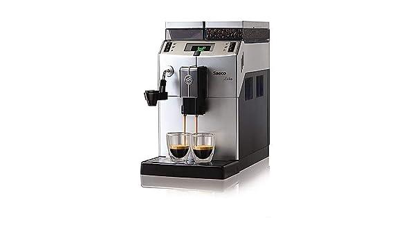 Philips Saeco RI9841/01 Lirika Macchiato Cafetera automaticá ...