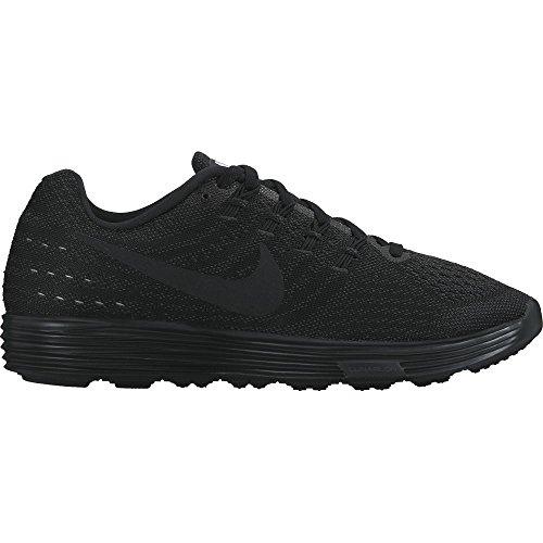 Nike Wmns Lunartempo 2, Chaussures de Running Femme Noir (Black / Black-Anthracite)