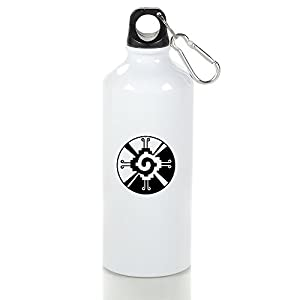 Native American Religion Cool Aluminum Sports Water Bottle - 400/500/600ML 500ml