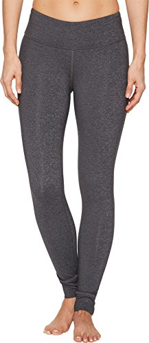 Reebok Lux Tight Leggings, Dark Grey Heather, (Heather Tights)