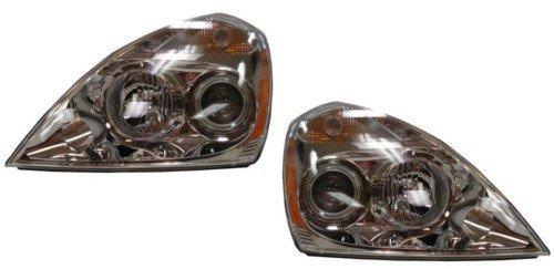 KIA Sedona Replacement Headlight Assembly - 1-Pair