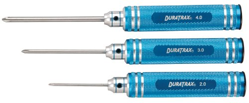 Duratrax Ultimate Tool (Duratrax Ultimate Phillips Screwdriver Set (3-Piece))