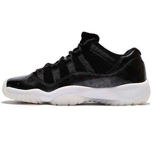 b3fead4431802e Jordan Air 11 Retro Low BG Barons Youth Lifestyle Sneakers New Black - 4.5  - Buy Online in Oman.