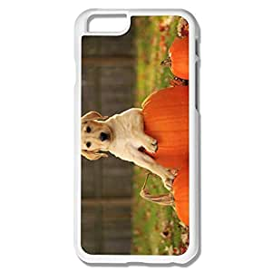 Cool Golden Retriever Plastic Case Cover For IPhone 6