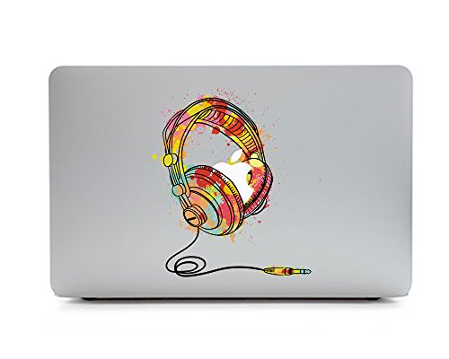iCasso Sticker Macbook Unibody Headphone