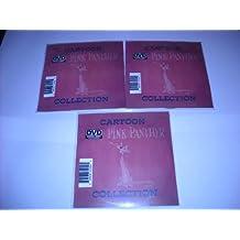The Pink Panther Cartoon Collection 3 DVD Set