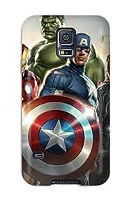 Alex D. Ulrich's Shop 2015 8204345K27763570 New Galaxy S5 Case Cover Casing(avengers)