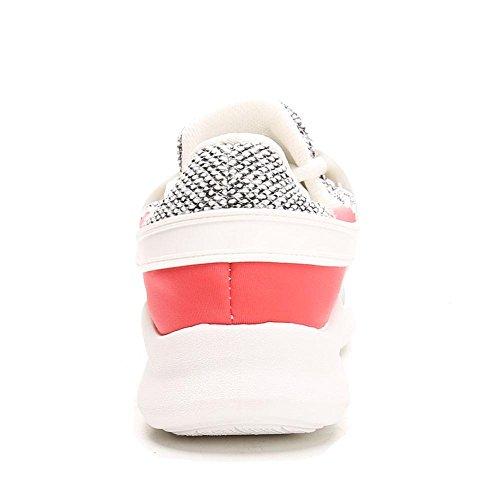 Idea Frames Womens Flyknit Running Sneaker Lightweight Walking Shoes White ub6MiIdY