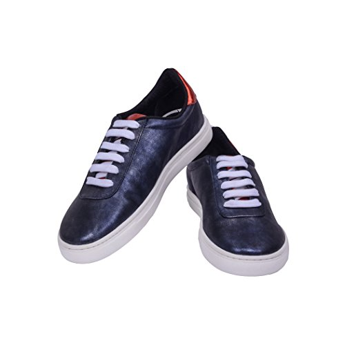 Tedish Sneakers Dames Wandelschoenen Meisje Leder Comfortabele Ongedwongen Lace-up Flats Td009 Abella Bowling