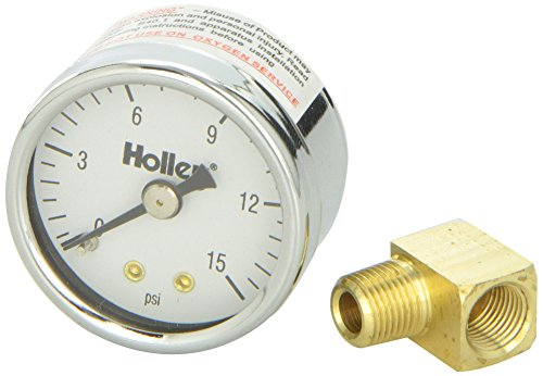 Holley 26-500 Mechanical Fuel Pressure Gauge by Holley
