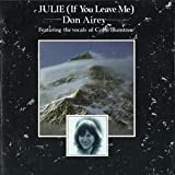 Don Airey - Julie (If You Leave Me) - MCA Records - 257-785-0